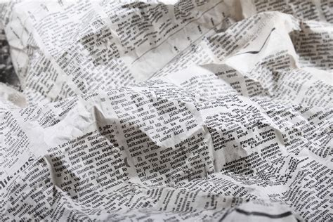 Newspapers Background Stock Illustration 294853400 Background Of Crumpled Newspaper Stock Photo 169 Ronstik 23292430