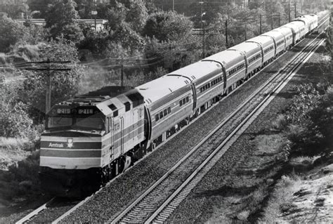 amtrak 1970 s minute man near warwick r i 1970s amtrak history of