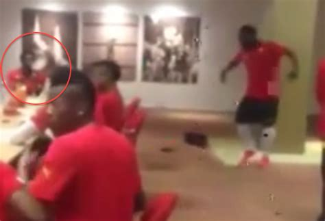ghana leak pictures scandal video of expelled ghana star sulley muntari