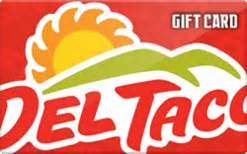 Del Taco Gift Card - buy del taco gift cards raise