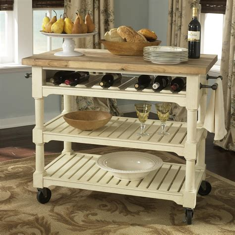 Retro Kitchen Island | vintage kitchen island kitchentoday