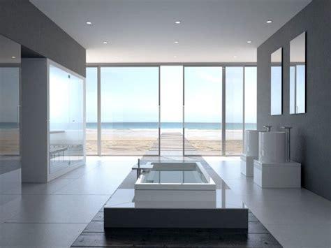 riesige badewanne riesige wei 223 e luxusbad mit boden bis zur decke windows