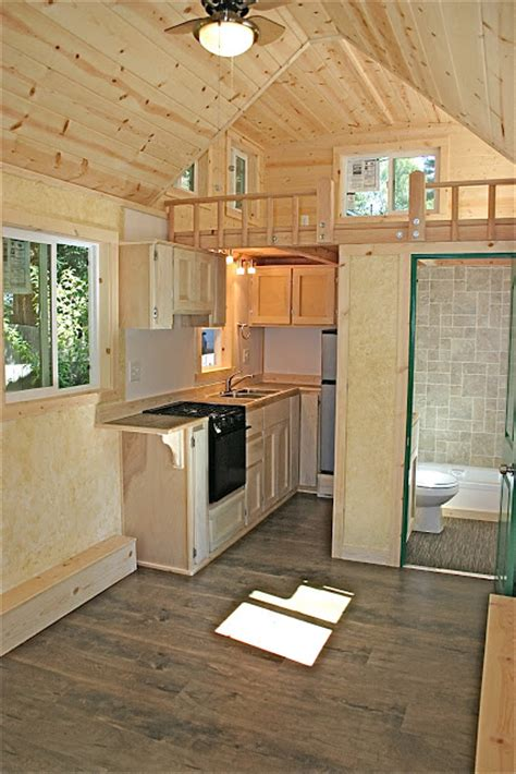 tiny home interior design if you had 260 square foot of living space diy green