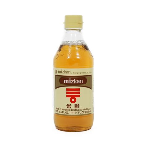 Shelf Of Rice Vinegar by Mizkan Rice Vinegar Komesu Buy Sous Chef Uk