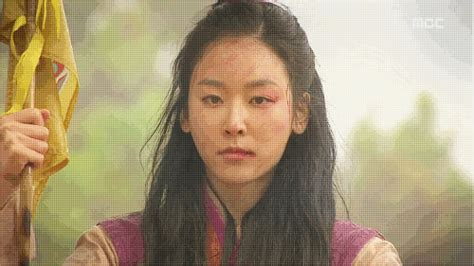 dramafire empress ki king s daughter su baek hyang tumblr