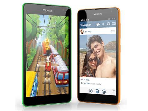 Headphone Lumia 535 lumia 535 launched microsoft s windows phone sans nokia technology news