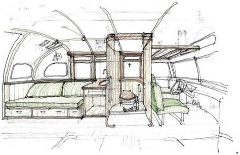 Sleep Out Floor Plans by 1959 Viking Short Bus Converted Into Cabin On Wheels You
