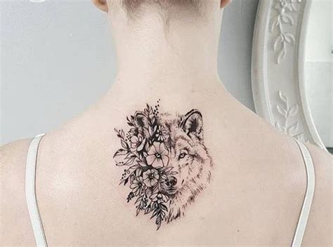 front and back tattoos in 2018 tattoos impressive wolf tattoos 2018 best tattoos for 2018 ideas