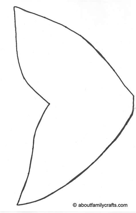 printable fish tail шаблоны pinterest paper paper