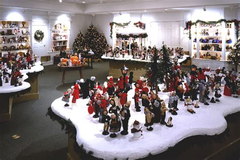 the byers choice christmas market brings a traditional