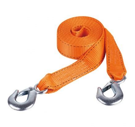 Gordyn Snap 15m X 19m welldo tools tow straps 50mm x 10m with durable snap hooks