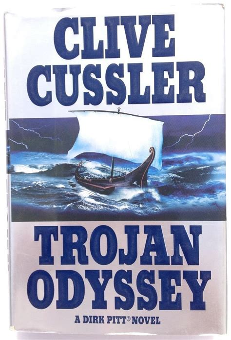 trojan odyssey dirk pitt b008847phg 41 best reading books images on chuck