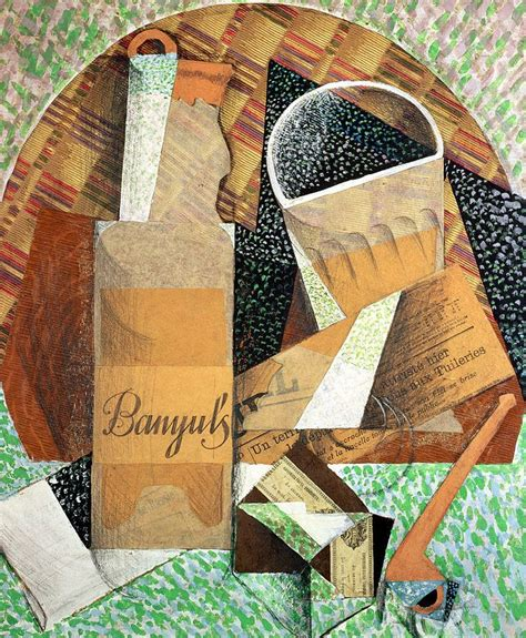 Cubism Essay by Juan Gris Cubist Drawings Juan Gris Collage Collage Mixed Media Collage