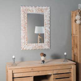 Miroir Rond 373 by Miroir Miroir De Salon En Bois Massif