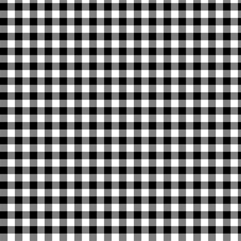 Black And White Gingham Curtains Black And White Gingham Fabric Weavingmajor Spoonflower