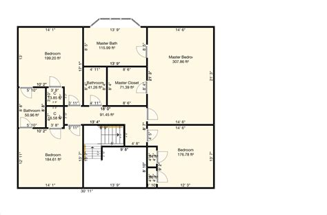plan 44045td center hall colonial house plan colonial 100 plan 44045td center hall colonial center hall
