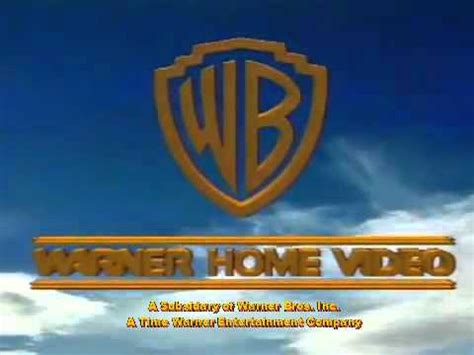 warner home logo 1992