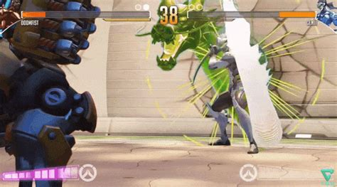 Fighting Looks Still by What Overwatch Would Look Like As A Fighting Kotaku