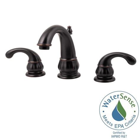 Price Pfister Hanover Kitchen Faucet pfister catalina 8 in widespread 2 handle bathroom faucet
