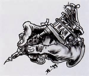 tattoo design machine