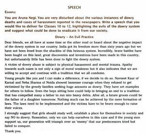 How To Write A Speech Essay by Speech And Debate Sles Click To Enlarge Timsi