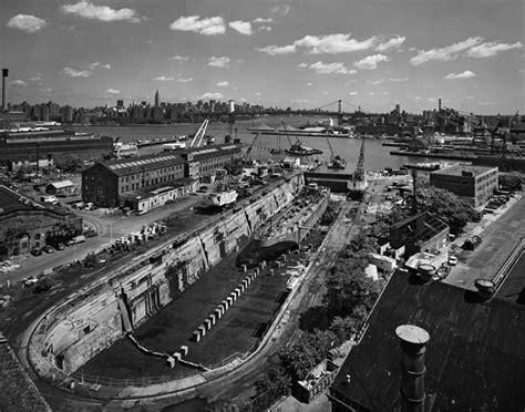 brooklyn navy yard secretforts the map wallabout bay and the brooklyn navy