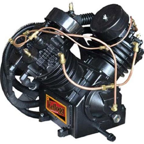 new kellogg two stage 10hp air compressor ebay