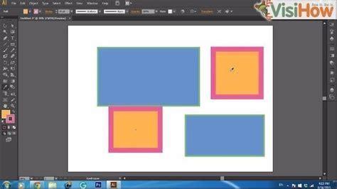 adobe illustrator cs6 use use eyedropper tool in adobe illustrator cs6 visihow