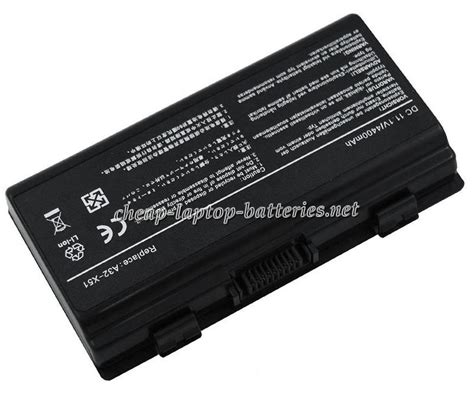 Asus Laptop Battery Hack 6 cell asus a32 t12 battery 4400mah 11 1v asus a32 t12 laptop battery