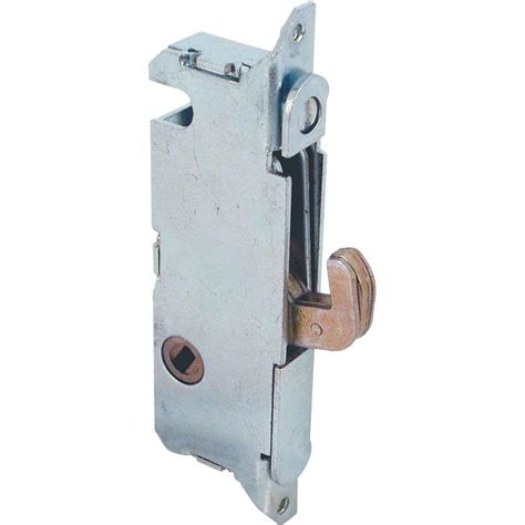 Sliding Glass Door Latches Prime Line Steel Sliding Glass Door Mortise Lock Shop Your Way Shopping Earn Points