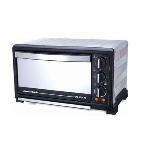 Oven Toaster Griller by Buy Morphy Richards 60 Rc Ss 60 Litre Oven Toaster