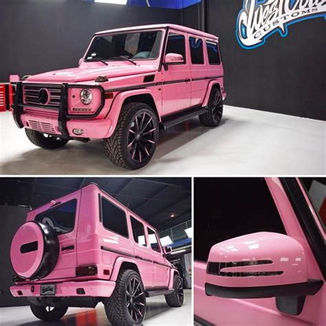 pink g wagon actress and youtube personality trisha paytas pink g