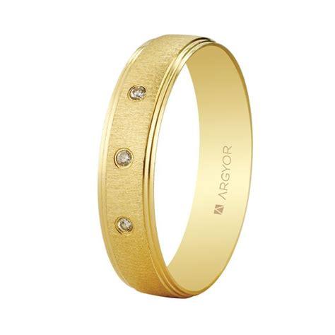 Wedding Ring Yellow by Yellow Gold Wedding Ring 55503466 Argyor
