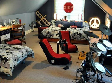 Beds That Look Like Couches 30 awesome teenage boy bedroom ideas designbump