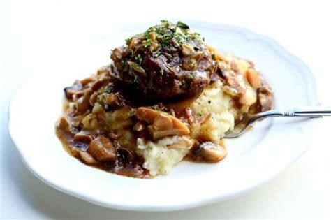 instant pot salisbury steak and instant pot salisbury steak gravy and mashed potatoes