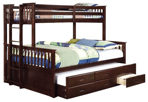 extra long twin bunk beds shelton extra long twin over queen combo bunk bed