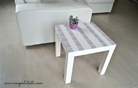 Lack Table Hacks by Come Trasformare Un Tavolino Ikea Lack In 10 Minuti How