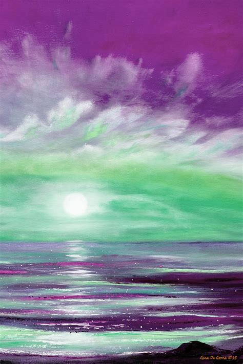 purple sunset painting www pixshark images galleries with a bite