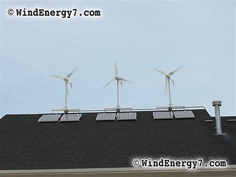 the gallery for gt rooftop wind turbine