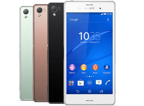 Handphone Sony Z3 Di Malaysia Sony Xperia Z3 Price In Malaysia Specs Technave