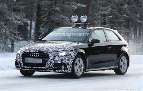 Audi A3 Hatchback by 2017 Audi A3 Hatchback Spy Shots