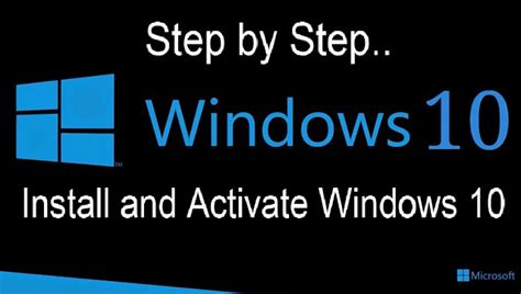 windows 10 tutorial official full tutorial how to install and activate windows 10 8