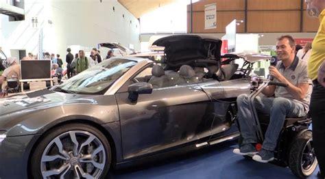Audi Ab Werk Kaufen by Fahrhilfen Ab Werk F 252 R Menschen Mit Handicap