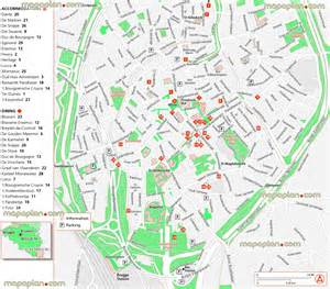 st interactive map bruges map printable printable maps