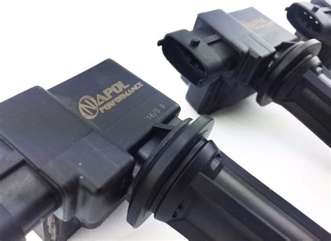 new 03 11 ignition coil set of 4 saab 9 3 9 3x wagon