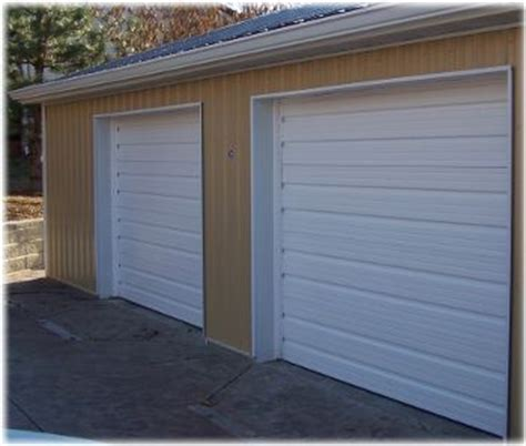 9x7 Garage Door by Overhead Garage Doors