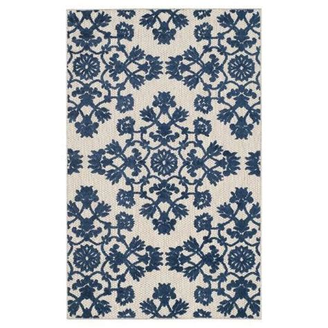 safavieh blue and white area rug