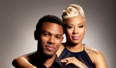 did keyshia cole and her husband break up ends silence keyshia cole s estranged husband daniel