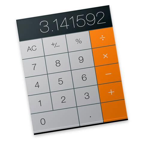calculator on mac calculator icon os x yosemite preview iconset