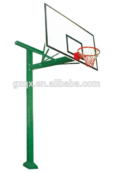 Bola Basketring strong quality tempered glass basketball equipment